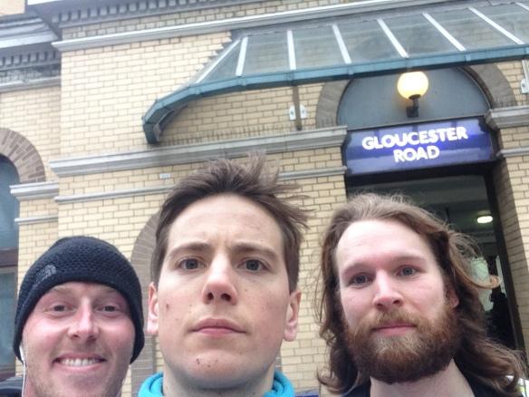 Gloucester jalan
